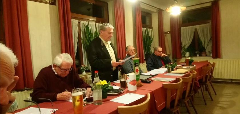 Jahreshauptversammlung 2020 des Schwarzwaldvereins Bietigheim-Bissingen e.V.