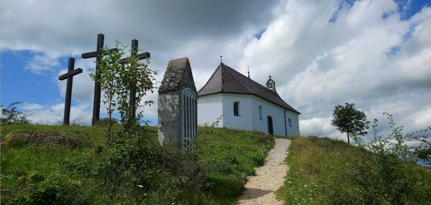 Wandertag auf der Kuppenalb zur Salmendinger Kapelle am 18. Sept. 2021